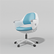 Study Chair - 3DOcean Item for Sale