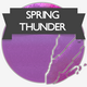 The First Spring Thunder - AudioJungle Item for Sale