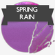 The First Strong Spring Rain - AudioJungle Item for Sale