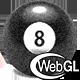 3D WebGL Billiards Pool 8 - CodeCanyon Item for Sale