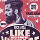 A3 Vintage Poster / Flyer Music Template - GraphicRiver Item for Sale