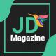 JD Magazine - Best Blog Joomla 3.9 Template - ThemeForest Item for Sale