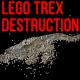 Lego Trex Destruction - VideoHive Item for Sale