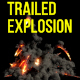 Trailed Explosion - VideoHive Item for Sale