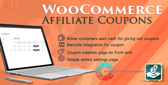 WooCommerce Affiliates Coupon