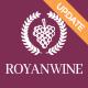 Royanwine - Wine store & Dairy Farm WordPress Theme - ThemeForest Item for Sale