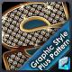 Diamonds & Gold Graphic Style Plus Diamond Pattern - GraphicRiver Item for Sale