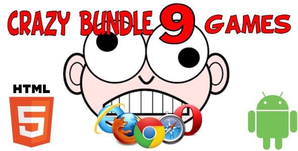 Crazy Bundle HTML5 Games (CAPX)