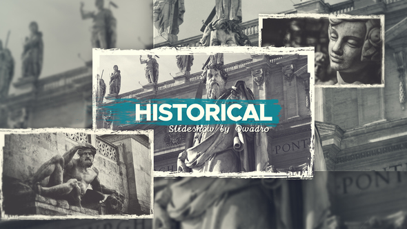 Historical Slideshow - Vintage Documentary