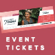 Event Tickets Template 34 - GraphicRiver Item for Sale