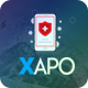 Xapo - Responsive Landing Page Template - ThemeForest Item for Sale