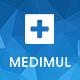 Medimul - Multi-Purpose Medical Health PSD Template - ThemeForest Item for Sale