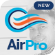 AirPro - Heating and Air conditioning WordPress Theme for Maintenance Services - ThemeForest Item for Sale
