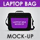 Laptop Bag Mockup - GraphicRiver Item for Sale