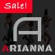 Arianna - Clean & Simple Blog/Magazine Theme - ThemeForest Item for Sale