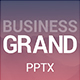 Grand Business PowerPoint Presentation Template - GraphicRiver Item for Sale