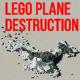 Lego Plane Destruction - VideoHive Item for Sale