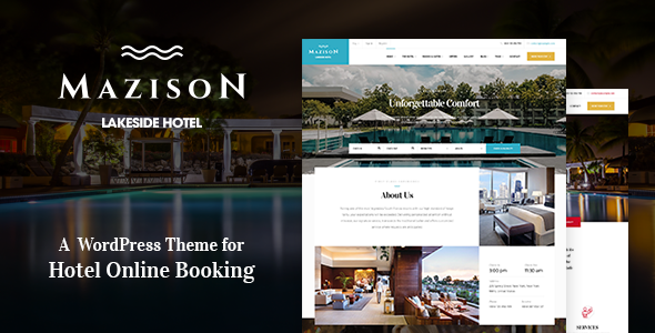 Review: Mazison - Hotel & Resort Booking WordPress Theme free download Review: Mazison - Hotel & Resort Booking WordPress Theme nulled Review: Mazison - Hotel & Resort Booking WordPress Theme