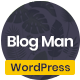 Blogman - Personal Blog WordPress Theme - ThemeForest Item for Sale
