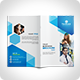 Corporate Bifold Brochure - GraphicRiver Item for Sale