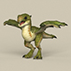 Game Ready Dragon Baby - 3DOcean Item for Sale
