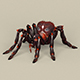 Game Ready Fantasy Spider - 3DOcean Item for Sale