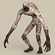 Game Ready Fantasy Mummy - 3DOcean Item for Sale