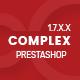Complex Responsive Prestashop 1.7&1.6 Theme - ThemeForest Item for Sale