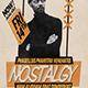 Vintage Poster / Flyer Music - GraphicRiver Item for Sale