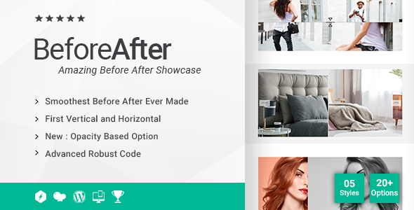Ultimate Before After | Image Comparision Addon for WPBakery Page Builder (formerly Visual Composer)