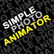 Simple Photo Animator - VideoHive Item for Sale