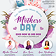 Mother's Day Conference Flyer - GraphicRiver Item for Sale