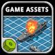 Battleship War - Game Assets - GraphicRiver Item for Sale