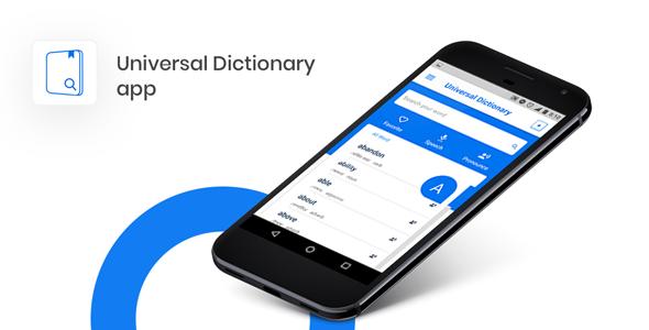 Dictionary App Template on Firebase   Offline Capability