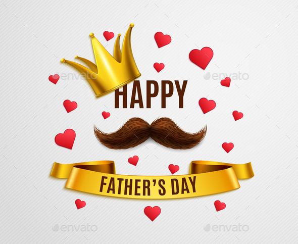 Happy Dad Day Background