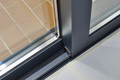 Sliding glass door detail and rail - PhotoDune Item for Sale