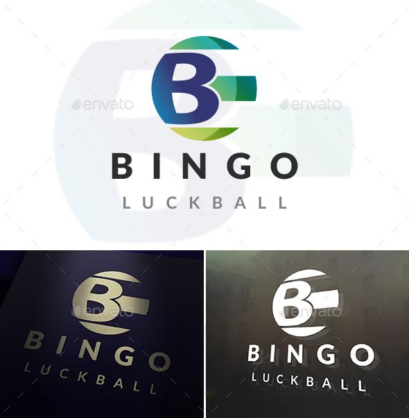 Bingo Letter B Logo