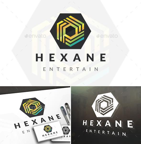 Hexa Cube Logo