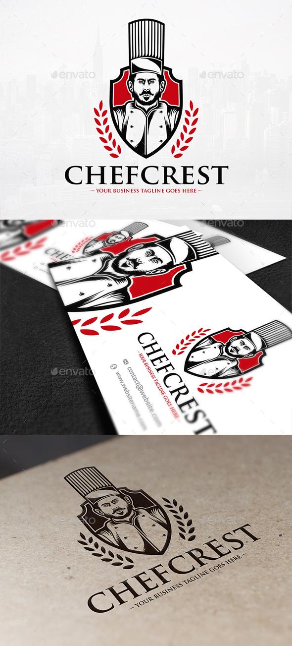 Professional Chef Logo Template