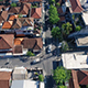 Aerial indonesian city from above - VideoHive Item for Sale