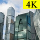 The Complex of Buildings of Moscow-city in Moscow - VideoHive Item for Sale