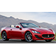 Red {convertible} Maserati GranTurismo MC. - 3DOcean Item for Sale