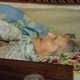 Sick Old Woman Laying in Bed - VideoHive Item for Sale