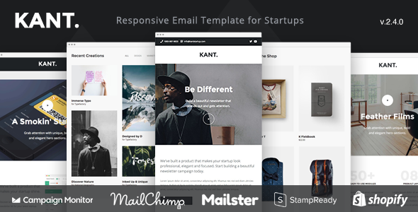 Microsoft Outlook Website Templates from ThemeForest