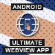 Ultimate Webview App - Android [ 2020 Edition ] - CodeCanyon Item for Sale