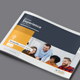 Business Brochure InDesign Template - GraphicRiver Item for Sale