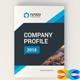 Travel Profile - GraphicRiver Item for Sale