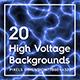 20 High Voltage Background Textures - 3DOcean Item for Sale