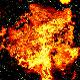 Explosion C4 Mine Work