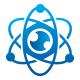 Galaxy Lens Logo - GraphicRiver Item for Sale